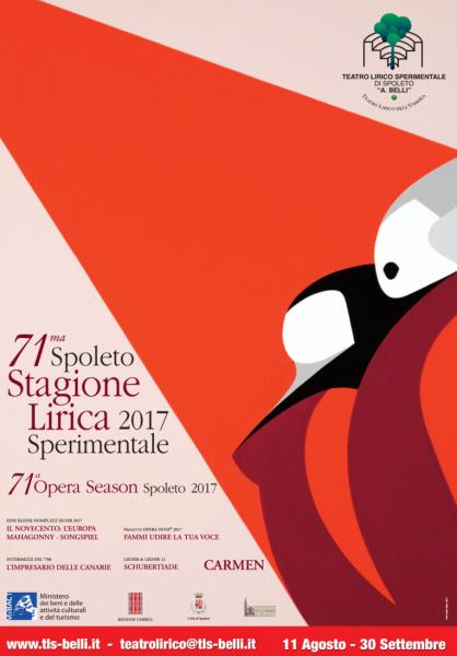 <!--:it-->71a Stagione Lirica Sperimentale - SCHUBERTIADE 2017<!--:--><!--:en-->71st Opera Season - Schubertiade 2017<!--:--> @ Complesso di San Nicolò | Spoleto | Umbria | Italia