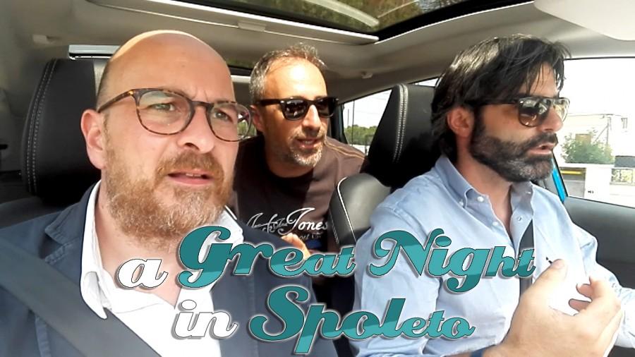<!--:it-->A Great Night in Spoleto<!--:--> @ Galleria Fiorello Ricambi | Spoleto | Umbria | Italia