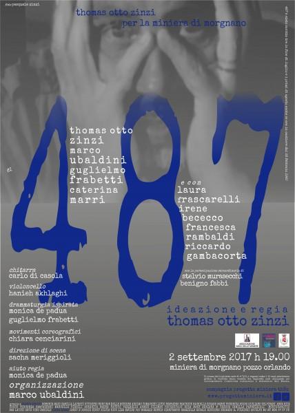 <!--:it-->487 - Spettacolo di Thomas Otto Zinzi per la miniera di Morgnano<!--:--><!--:en-->487 - a show by Thomas Otto Zinzi for the Morgnano mine<!--:--> @ Miniera di Morgnano - Pozzo Orlando | Spoleto | Umbria | Italia