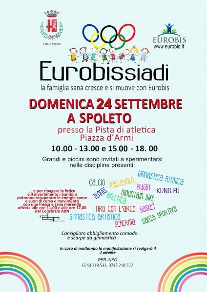 <!--:it-->EUROBISSIADI<!--:--> @ Pista di atletica | Spoleto | Umbria | Italia