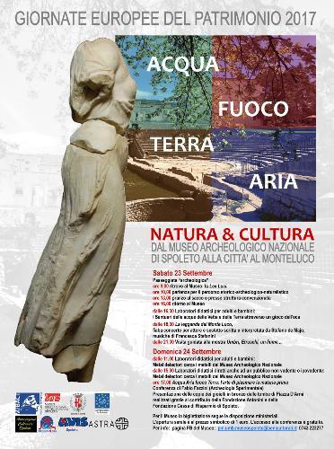 <!--:it-->GIORNATE EUROPEE DEL PATRIMONIO al Museo Archeologico e al Teatro Romano<!--:--> @ Museo Archeologico e Teatro Romano | Spoleto | Umbria | Italia