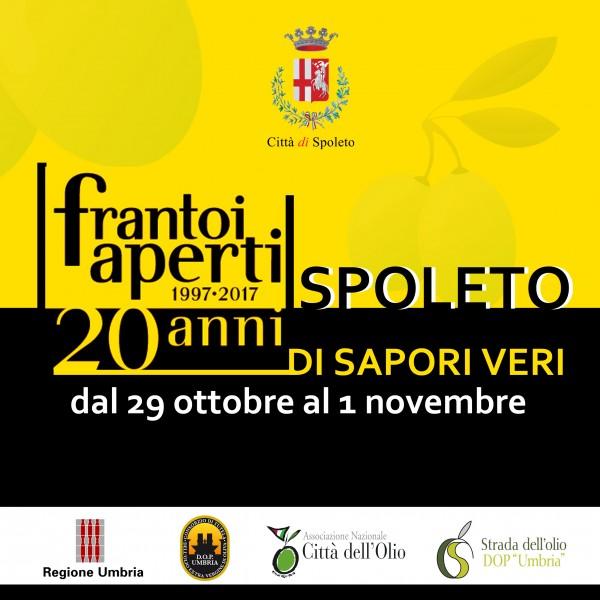 <!--:it-->FRANTOI APERTI 2017<!--:--><!--:en-->FRANTOI APERTI 2017<!--:--> @ Spoleto | Spoleto | Umbria | Italia