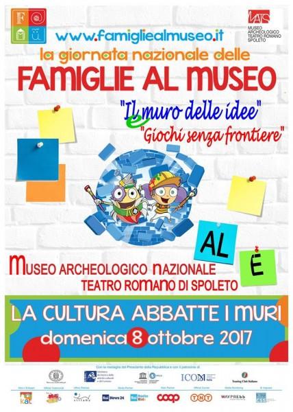 <!--:it-->Famiglie al Museo<!--:--> @ Museo Archeologico Nazionale e Teatro Romano | Spoleto | Umbria | Italia