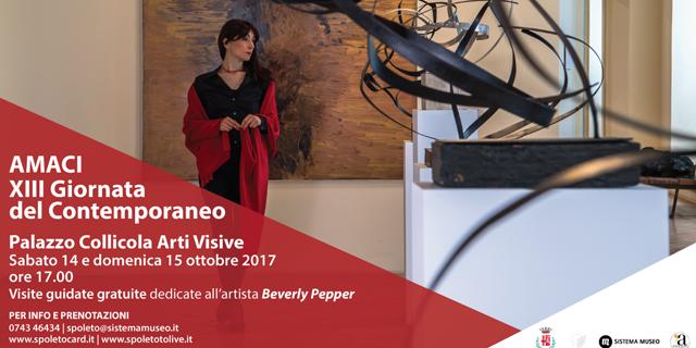 <!--:it-->AMACI - XIII Giornata del Contemporaneo<!--:--> @ Palazzo Collicola Arti Visive | Spoleto | Umbria | Italia