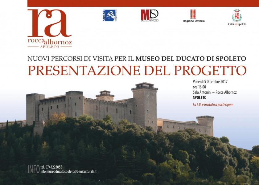 <!--:it-->Nuovi percorsi di visita per il Museo del Ducato di Spoleto<!--:--><!--:en-->New visit itineraries at the Museum of the Duchy of Spoleto<!--:--> @ Rocca Albornoz, Sala Antonini | Spoleto | Umbria | Italia