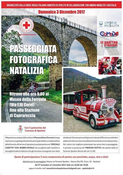 <!--:it-->Passeggiata fotografica natalizia<!--:--><!--:en-->Christmas Photographic Promenade<!--:--> @ Museo dell'ex ferrovia Spoleto-Norcia | Spoleto | Umbria | Italia