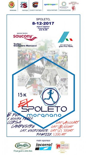 <!--:it-->Gara podistica ex Spoleto Morgnano<!--:--> @ pista di atletica | Spoleto | Umbria | Italia