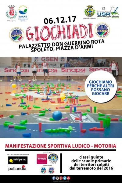 <!--:it-->GIOCHIADI<!--:--> @ Palazzetto Don Guerrino Rota | Spoleto | Umbria | Italia
