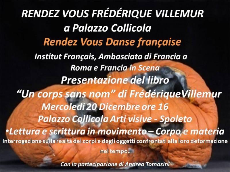 <!--:it-->Rendez-Vous Frédérique Villemur<!--:--> @ Palazzo Collicola Arti Visive | Spoleto | Umbria | Italia
