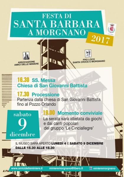<!--:it-->Festa di Santa Barbara<!--:--> @ Chiesa di San Giovanni Battista - Morgnano | Spoleto | Umbria | Italia