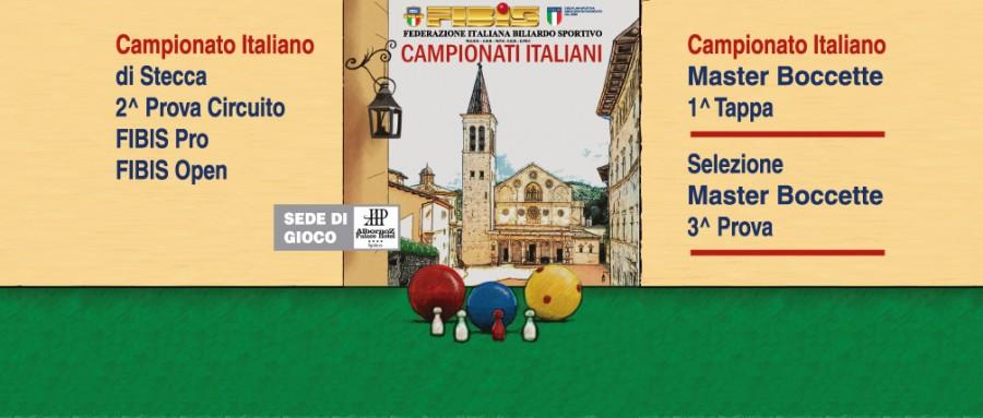 <!--:it-->Campionati Italiani di biliardo (stecca e boccetta)<!--:--><!--:en-->Italian Billiards Championship<!--:--> @ Albornoz Palace Hotel | Spoleto | Umbria | Italia