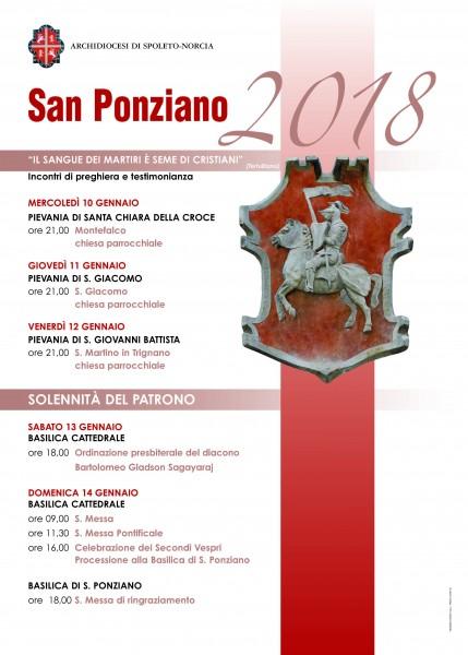 <!--:it-->Celebrazioni per San Ponziano<!--:--> @ Cattedrale di Santa Maria Assunta | Spoleto | Umbria | Italia