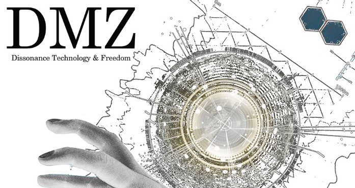 <!--:it-->DMZ: Dissonanza, tecnologia e libertà: presentazione della performance/spettacolo<!--:--><!--:en-->DMZ: Dissonance, technology and liberty: performance presentation<!--:--> @ Cantiere Oberdan | Spoleto | Italia