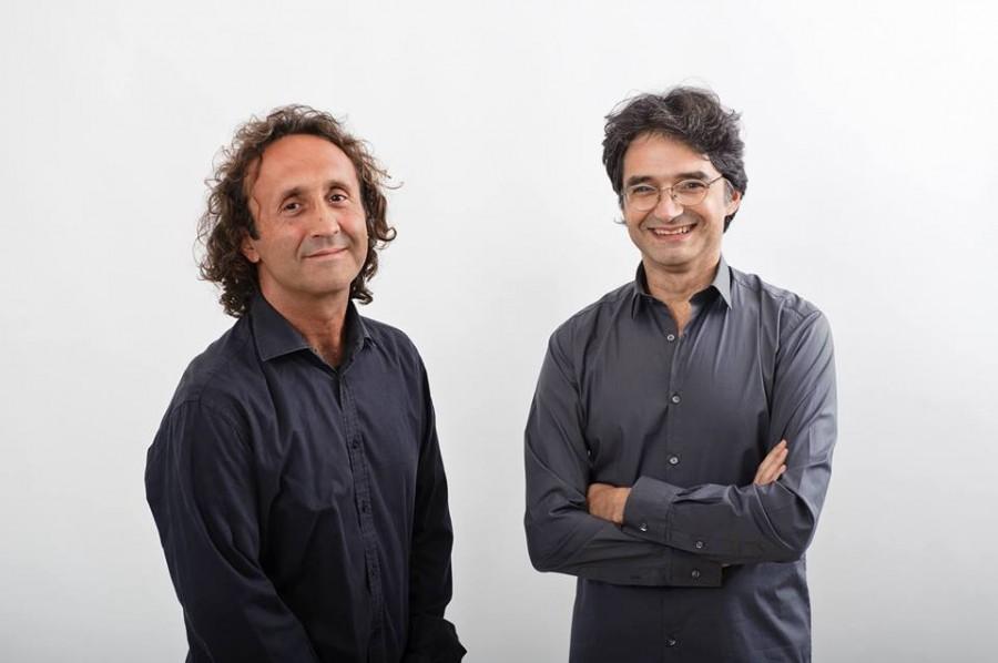 <!--:it-->ROSSO - Mosè Chiavoni (clarinetti/sax soprano) e Luciano Biondini (fisarmonica) in concerto<!--:--><!--:en-->ROSSO - Mosè Chiavoni (clarinet/soprano saxophone) and Luciano Biondini (accordeon) in concert<!--:--> @ Cinéma Sala Pegasus | Spoleto | Umbria | Italia