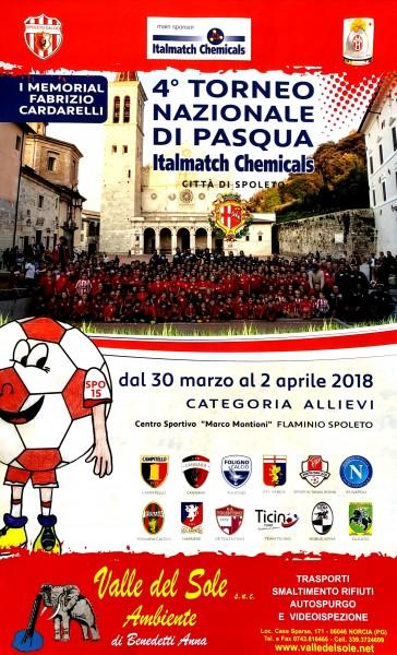 <!--:it-->ITALMATCH CHEMICALS CUP - 1° Memorial Fabrizio Cardarelli<!--:--> @ Centro sportivo Flaminio | Italia