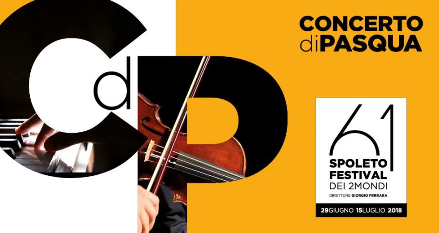 <!--:it-->CONCERTO DI PASQUA<!--:--><!--:en-->EASTER CONCERT<!--:--> @ Teatro Nuovo Gian Carlo Menotti | Spoleto | Umbria | Italia