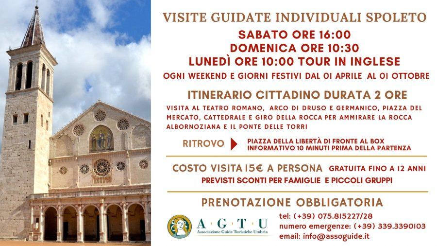 <!--:it-->Visite guidate di Spoleto<!--:--><!--:en-->Guided walking tours of Spoleto<!--:--> @ Spoleto, partenza da Piazza della Libertà | Spoleto | Umbria | Italia