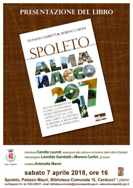 <!--:it-->Spoleto Almanacco 2017<!--:--> @ Biblioteca comunale G. Carducci | Spoleto | Umbria | Italia