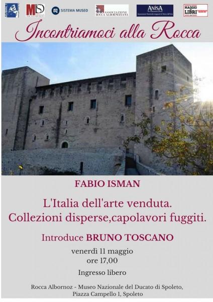 <!--:it-->Fabio Isman alla Rocca Albornoz<!--:-->