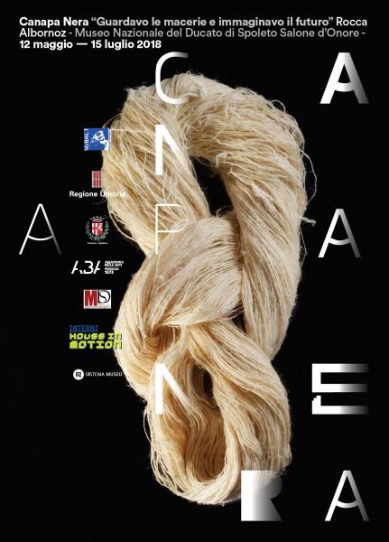 <!--:it-->Canapa nera. Guardavo le macerie e immaginavo il futuro<!--:--> @ Rocca Albornoz -Museo Nazionale del Ducato | Spoleto | Umbria | Italia