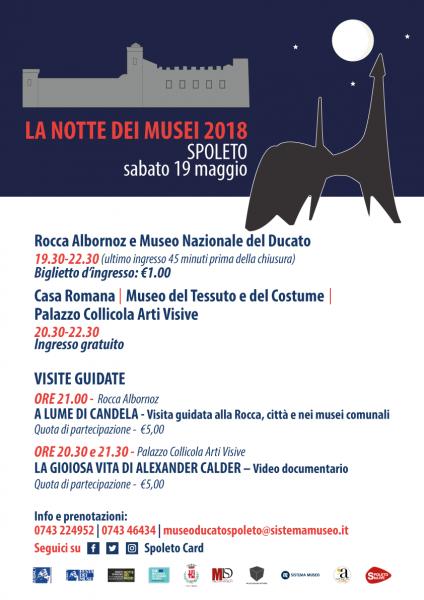 <!--:it-->La Notte Europea dei Musei 2018<!--:-->
