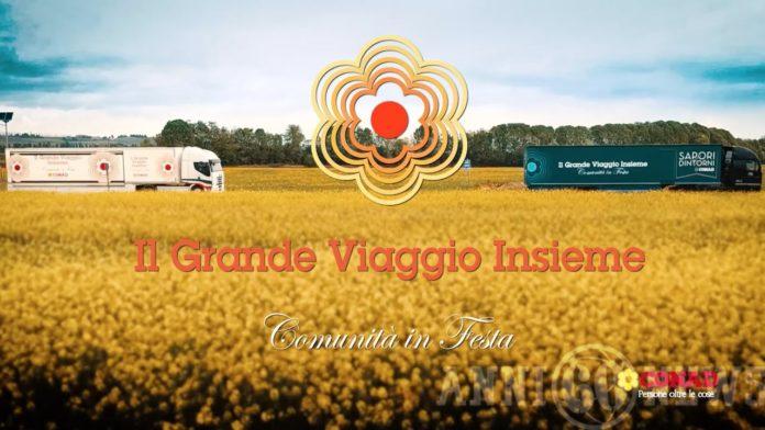 <!--:it-->Il Grande Viaggio Insieme - Conad<!--:--> @ Spoleto | Umbria | Italia