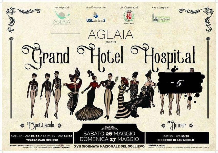 <!--:it-->GRAND HOTEL HOSPITAL - a cura di AGLAIA<!--:--> @ Teatro Caio Melisso | Spoleto | Umbria | Italia