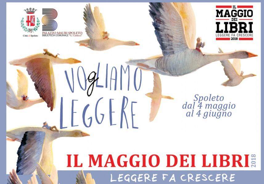 <!--:it-->IL MAGGIO DEI LIBRI - programma completo<!--:--> @ Spoleto
