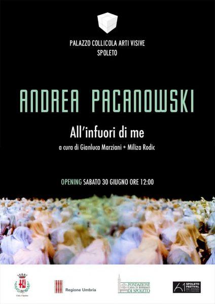 <!--:it-->ANDREA PACANOWSKI  All'infuori di me - Mostra<!--:--><!--:en-->ANDREA PACANOWSKI  All'infuori di me - Exhibition<!--:--> @ Palazzo Collicola Arti Visive | Spoleto | Umbria | Italia
