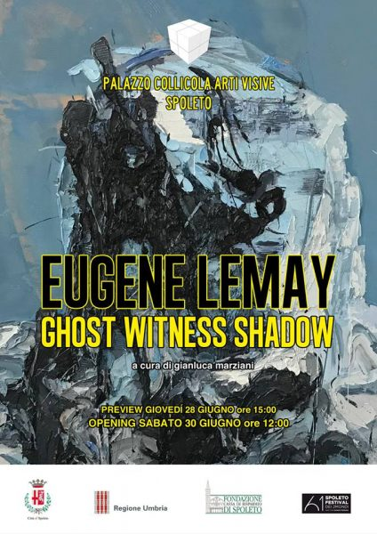 <!--:it-->EUGENE LEMAY  Ghost Witness Shadow - Mostra<!--:--><!--:en-->EUGENE LEMAY  Ghost Witness Shadow - Exhibition<!--:--> @ Palazzo Collicola Arti Visive | Spoleto | Umbria | Italia