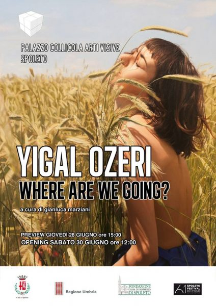 <!--:it-->YIGAL OZERI  Where are we going? - Mostra<!--:--><!--:en-->YIGAL OZERI  Where are we going? - Exhibition<!--:--> @ Palazzo Collicola Arti Visive | Spoleto | Umbria | Italia