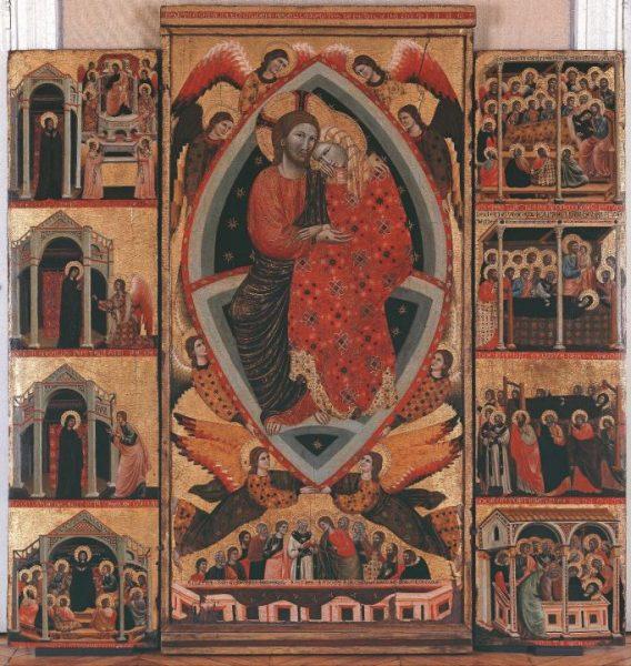 <!--:it-->CAPOLAVORI DEL TRECENTO. Il cantiere di Giotto, Spoleto e l'Appennino<!--:--><!--:en-->MASTERPIECES OF THE 14th CENTURY. The worksite of Giotto, Spoleto and the Apennines<!--:--> @ Museo Diocesano - Basilica di Sant'Eufemia - Museo Nazionale del Ducato | Spoleto | Umbria | Italia