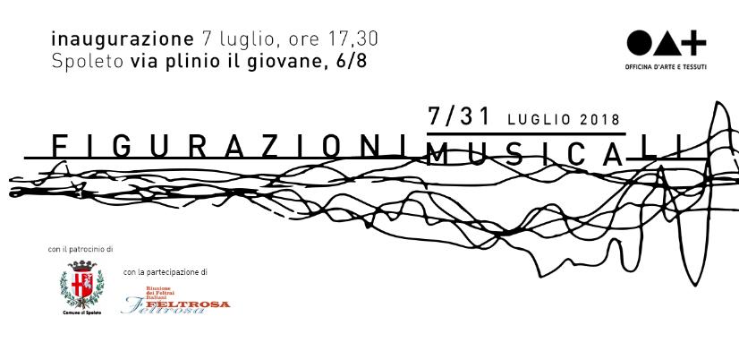 <!--:it-->FIGURAZIONI MUSICALI - anteprima Biennale di Fiber Art Spoleto<!--:--> @ Galleria Officina d'Arte&Tessuti | Civitavecchia | Lazio | Italia