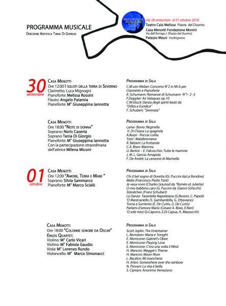 <!--:it-->Programma musicale dello Spoleto Art Festival<!--:--><!--:en-->Musical programme of the Spoleto Art Festival<!--:--> @ Casa Menotti | Spoleto | Umbria | Italia