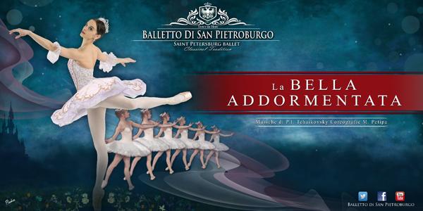 <!--:it-->LA BELLA ADDORMENTATA - Balletto di San Pietroburgo<!--:--><!--:en--> SLEEPING BEAUTY - St. Petersburg Ballet<!--:--> @ Teatro Nuovo Gian Carlo Menotti | Spoleto | Umbria | Italia