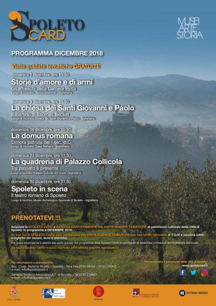 <!--:it-->Visite guidate tematiche SPOLETO CARD - STORIE D'AMORE E DI ARMI<!--:--> @ Rocca Albornoziana - Museo Nazionale del Ducato | Spoleto | Umbria | Italia