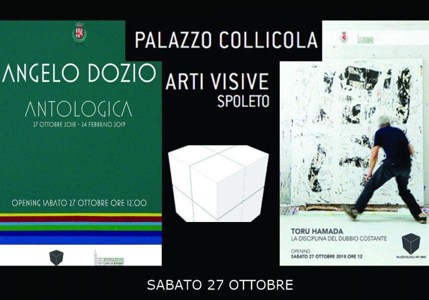 <!--:it-->Mostre di Palazzo Collicola Arti Visive: TORU HAMADA e ANGELO DOZIO<!--:--><!--:en-->Exhibitions at Palazzo Collicola Arti Visive: TORU HAMADA and ANGELO DOZIO<!--:--> @ Palazzo Collicola Arti Visive | Spoleto | Umbria | Italia
