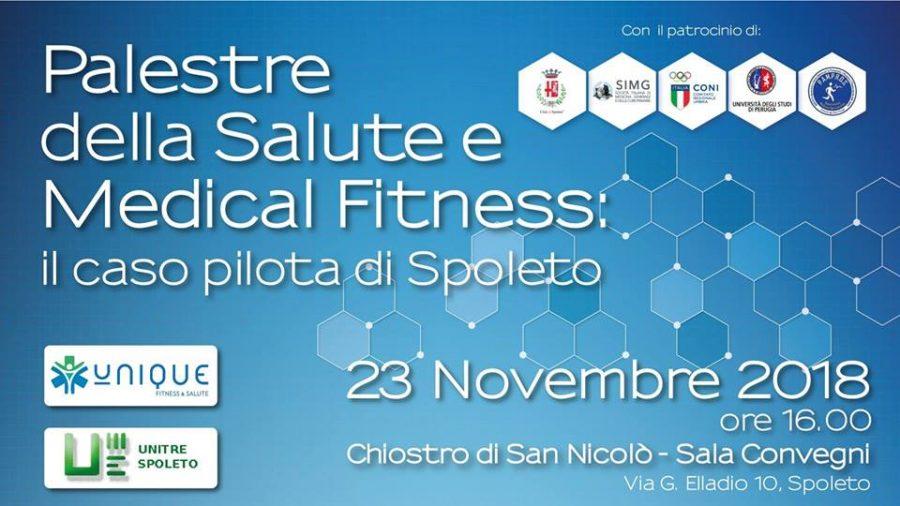 <!--:it-->Palestre della Salute e Medical Fitness - Il caso pilota di Spoleto<!--:--> @ Complesso Monumentale di San Nicolò