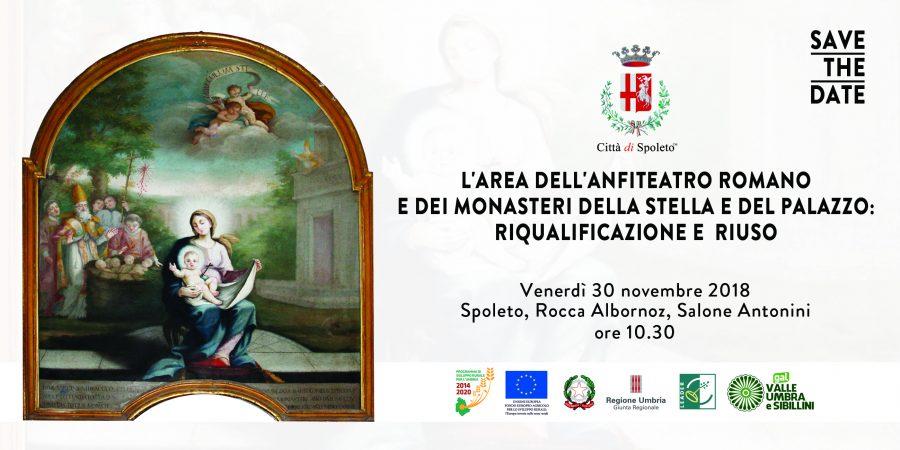 <!--:it-->Giornata di studio sulla riqualificazione e sul riuso dell'area dell'Anfiteatro di Spoleto<!--:--> @ Rocca Albornoz - Sala Antonini