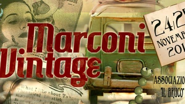 <!--:it-->MARCONI VINTAGE<!--:--><!--:en-->MARCONI VINTAGE<!--:--> @ Viale Guglielmo Marconi