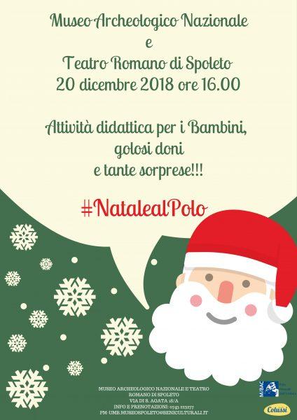 <!--:it-->Natale al Polo | Laboratorio per bambini<!--:--> @ Museo Archeologico Nazionale