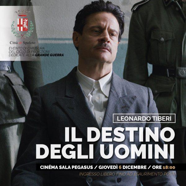 <!--:it-->Proiezione film IL DESTINO DEGLI UOMINI di Leonardo Tiberi<!--:--> @ Cinéma Sala Pegasus