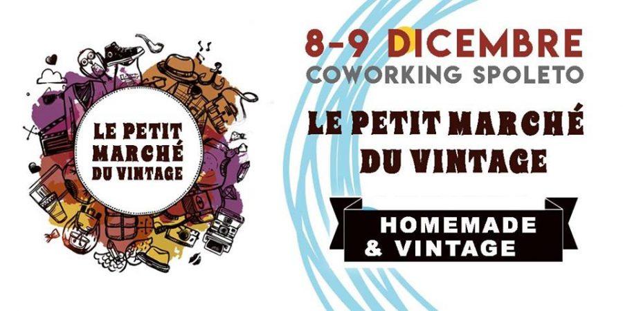 <!--:it-->Le Petit Marché du Vintage<!--:--> @ Coworking Spoleto