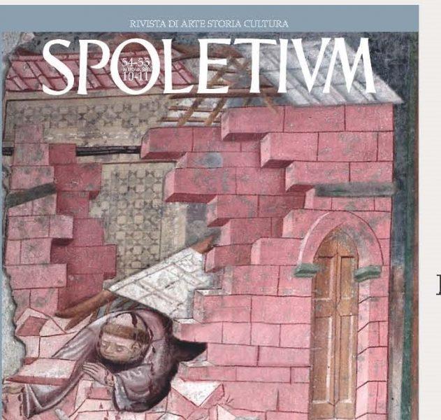 <!--:it-->Presentazione di un numero speciale della rivista SPOLETIUM dedicato alla aree terremotate <!--:--> @ Palazzo Mauri