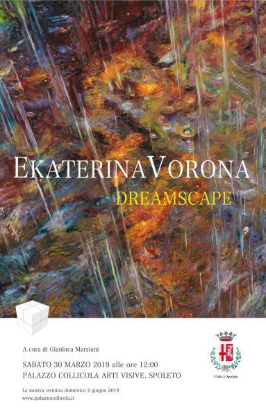 <!--:it-->Mostra EKATERINA VORONA - DREAMSCAPE<!--:--><!--:en-->EKATERINA VORONA - DREAMSCAPE | Exhibition<!--:--> @ Palazzo Collicola Arti Visive