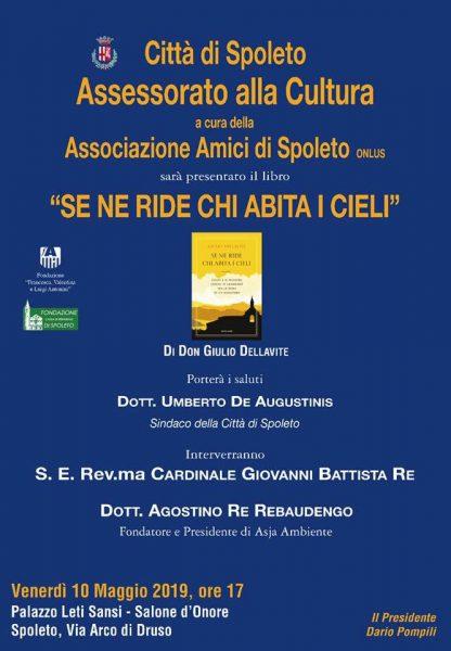 <!--:it-->Presentazione del libro: Se ne ride chi abita i cieli. L'abate e il manager <!--:--><!--:en-->Book presentation: Se ne ride chi abita i cieli. L'abate e il manager <!--:--> @ Palazzo Leti Sansi