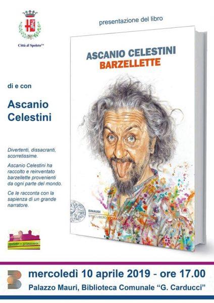 "<!--:it-->ASCANIO CELESTINI presenta ""Barzellette""<!--:--><!--:en-->ASCANIO CELESTINI presents ""Barzellette""<!--:--> @ Biblioteca Comunale G. Carducci"