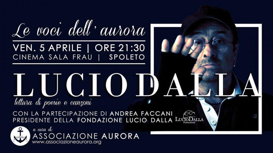 <!--:it-->Le voci dell'Aurora | LUCIO DALLA<!--:--> @ Cinema Sala Frau