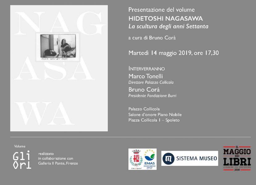 <!--:it-->Presentazione del libro 'Hidetoshi Nagasawa. La scultura degli anni Settanta' a cura di Bruno Corà<!--:--> @ Palazzo Collicola Arti Visive