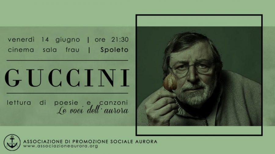 <!--:it-->Le Voci dell'Aurora – FRANCESCO GUCCINI<!--:--> @ Cinema Sala Frau